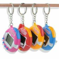 Tamagotchi Virtual Pet 49 In 1 Toy / Retro / Blue Pink Orange