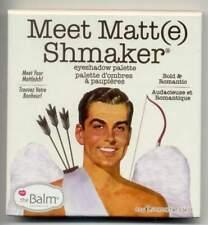 theBalm Cosmetics Meet Matt(e) Shmaker Eyeshadow Palette- 100% Authentic