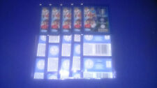 50 SEALED / UNOPENED STICKER PACKS CHAMPIONS LEAGUE 2015-2016 TOPPS