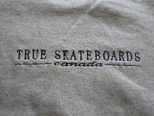 New listing True Skateboards sweatshirt ´90 Thrasher Transworld Flip Sma