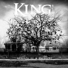 Memoirs of a Murderer 0016861756628 by King 810 CD
