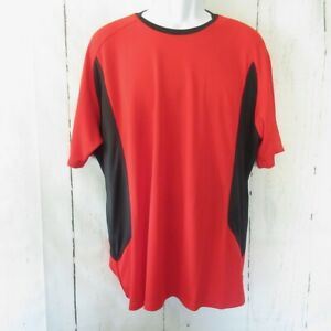 Specialized Cycling Jersey XL X Large Red Black Mountain Biking Short Sleeve