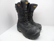 "Dakota Men's 10"" Composite Toe Composite Plate Oil Transitional Boots Black 10M"