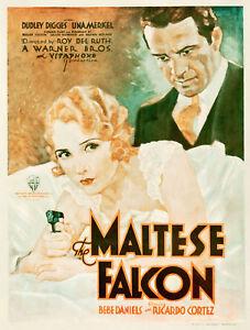 The Maltese Falcon - 1931 - Ricardo Cortez Bebe Daniels Pre-Code Crime Film DVD