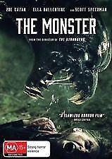 The Monster (DVD, 2018)