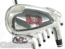 Wilson Staff D100 3H Hybrid 4-P Irons Graphite Regular Flex CUSTOMIZE .. NEW