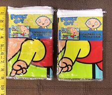 New Stewie Family Guy To Hell Colorful Pillow Case Lot Pillowcase
