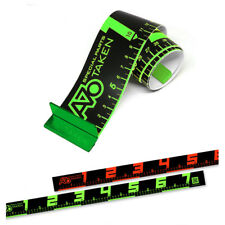 TAKEN A70 Fish Size Ruler Scale Measuring Portable Fishing Tackle Tool Light UV