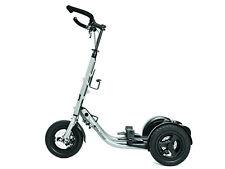 Me-Mover Fit 2.3 Premium Silber Stepper auf Rädern Outdoor und Indoortrainer