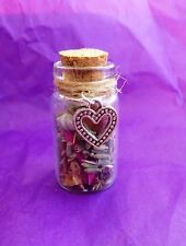 Witch Bottle spell Kit for Love Magical Herb Spell Talisman