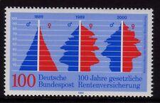W Germany 1989 National Insurance SG 2282 MNH