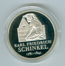 BRD 10 Euro 2006  Karl Friedrich Schinkel  PP