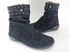 NATURINO LITTLE KIDS 3255 Boot BLEU Eur Size 30 US Size 12.5 Medium Pre-Owned
