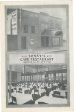 BONAT'S FRENCH RESTAURANT CAFE PHOTO, WEST 31ST. NYC