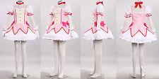 Puella Magi Madoka Magica Kaname Madoka Cosplay Costume Any size