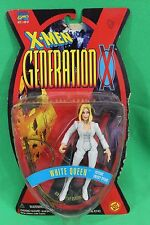 Generation X White Queen Psychic Energy Spear Figure Toy Biz 1996 New on Card