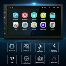AUTORADIO Android 8.1 Bluetooth 2DIN Auto Radio stereo MP5 Player WiFi GPS 1G