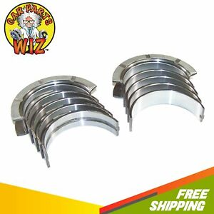 Main Bearing Set Fits 91-92 Ford Lincoln Crown Victoria Grand Marquis 4.6L SOHC