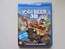YOGIBEER 3D   -  BLU-RAY  - 2D+3D