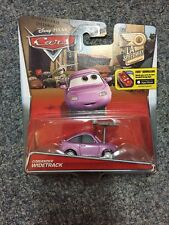Disney Pixar Movie Cars  CORIANDER WIDETRACK LA Speedway  VHTF NEW
