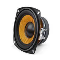 AIYIMA 1Pc 4Inch Portable Speaker 4Ohm 15W Bass Speaker DIY Multimedia Subwoofer