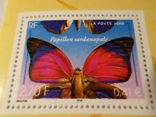 FRANCE 2000 timbre 3332, Papillon Sardanapale, neuf**