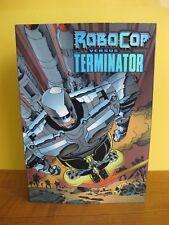 "2017 Neca Robocop Vs. Terminator Future Robocop 7"" New MIP Predator Aliens AVP"