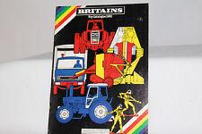 Britains 1981 Factory Catalog Of Models, Original