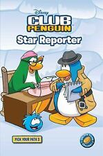 Star Reporter 3 (Disney Club Penguin) by Tracey West, Good Book