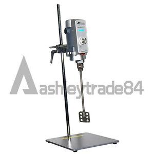 New Electric Lab Mixer Mixing Homogenizer AM200S-P 40L 100-1800rpm 220V