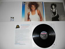 Whitney Houston Whitney 1987 Arista Direct Master ARCHIVE MASTER Ultrasonic CLN