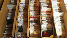 Pick ANY (10) 45 rpm JUKEBOX RECORDS for $19.99 70's 80's 90's POP ROCK SOUL I-M