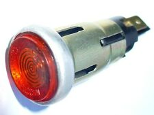 Dnepr Kontrolllampe orange Warning pilot light Kontrollleuchte Bombilla NEW