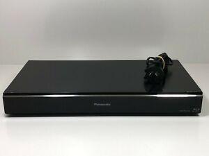REGION FREE PANASONIC DMR-PWT540 Bluray Player 500GB DVD HDD Recorder Twin Tuner