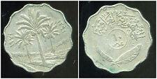 IRAQ  10 fils 1971  ( bis )