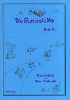 The Guitarists Way Book 4, Same-day P&P, Peter Nuttall & John Whitworth - Holley
