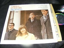 Clean THE SEEKERS World Of Our Own LP 60s Capitol MONO Folk Pop Group US Issue!