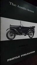 PROFILE PUBLICATIONS CAR #39: THE AUSTIN SEVEN (1966)