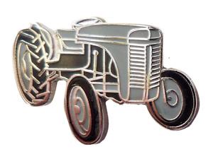 Tractor Pin Badge