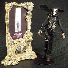 "Movie Maniacs Series 2 The Crow ERIC DRAVEN 7"" Action Figure McFarlane Toys 1998"