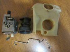 STIHL 021 023 025  CHAINSAW WALBRO CARBURETOR, BOOT, HEAT SHIELD    BX 57