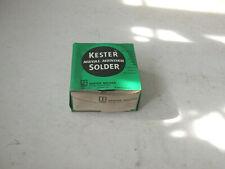 Vintage Kester Metal Mender Solder Acid Core, Box Retail Display Unit