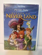 Walt Disney Peter Pan in Return to NeverLand Still in wrapping with small tear