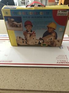 House Building Blocks Young builders Series 7111 Environment FriendlyToy
