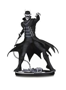 Batman Black and White Batman Who Laughs 1st Edition Statue New In Stock
