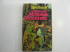 Three Investigators Mystery of Monster Mountain, Paperback, 4th Print, 1973