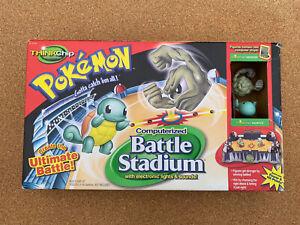 Pokemon Battle Stadium Think Chip Playset 1998 - Hasbro Nintendo RARE