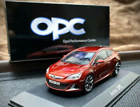Opel Astra J OPC GTC 1/43 Collector's Model Car [Colour - Red] - Vauxhall VXR.