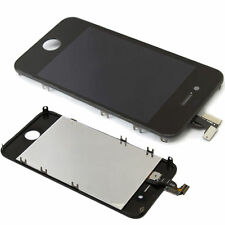 For iPhone 4 GSM Black LCD Touch Screen Digitizer Glass Replacement Assembly