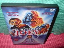EL SECRETO DE JOEY - EMERICH -  dvd